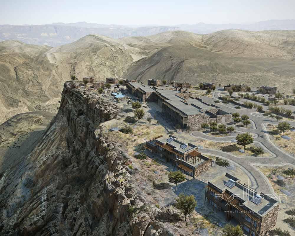 Overview of Alila Jabal