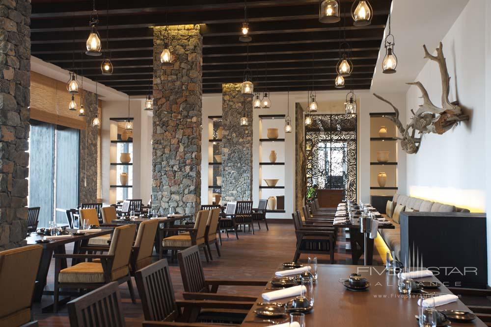 Juniper Restaurant at Alila Jabal