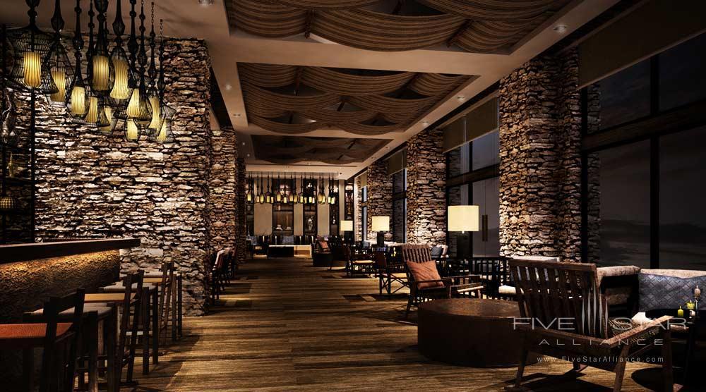 Rose Lounge at Alila Jabal