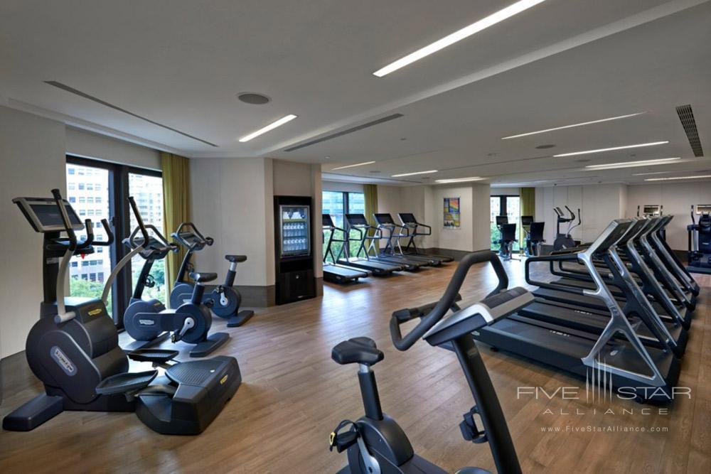 Fitness Center at Mandarin Oriental TaipeiTaiwan