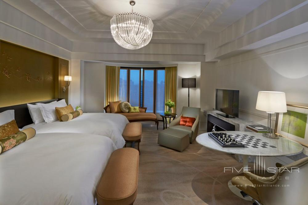 Deluxe Twin Room at Mandarin Oriental TaipeiTaiwan