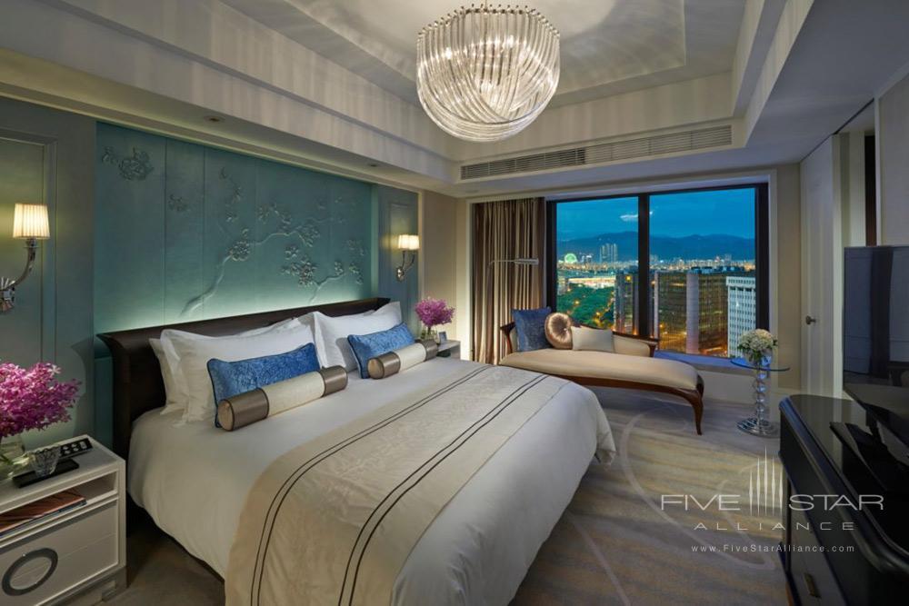 Taipei Suite City Bedroom at Mandarin Oriental TaipeiTaiwan