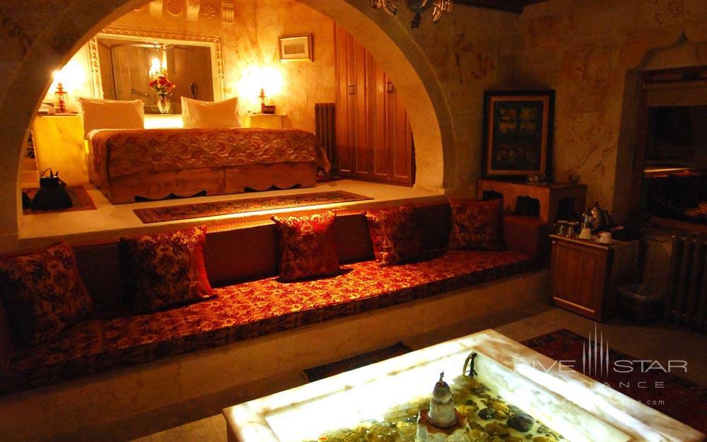 Divan Suite at Museum Hotel Cappadocia