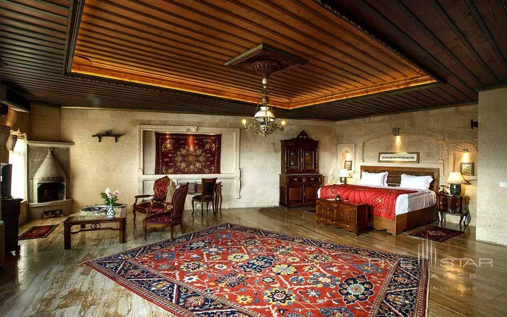 The Kubbeli Suite at Museum Hotel Cappadocia