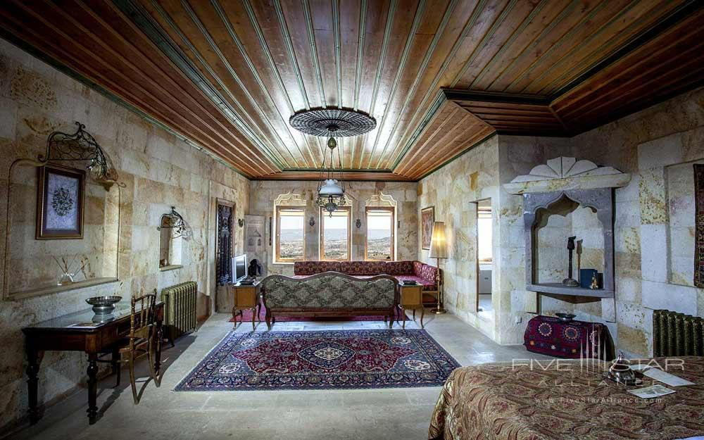 The Beyzade Cave Suite at Museum Hotel Cappadocia