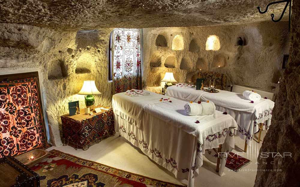 In-Room Massage at Cappadocia Museum Hotel