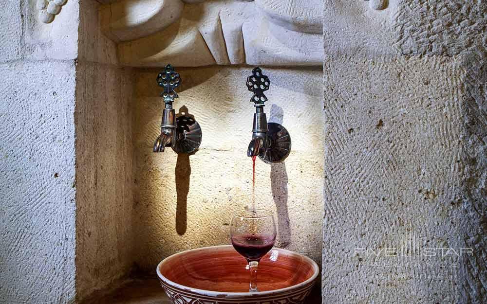 In-Room Wine at Museum Hotel Cappadocia