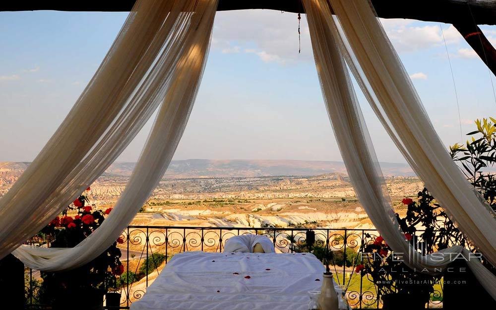 Spa Massage at Museum Hotel Cappadocia