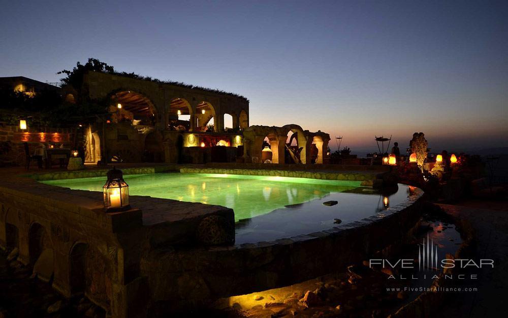 Museum Hotel Cappadocia Roman Pool