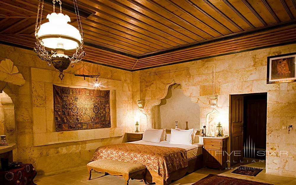 Museum Hotel Cappadocia Beyzade Cave Suite