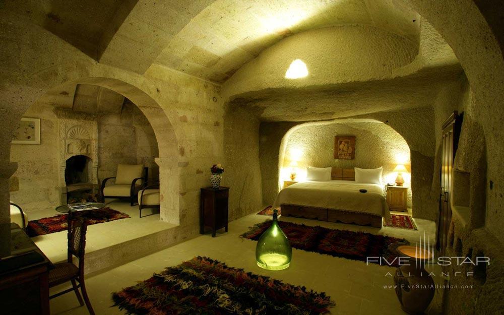The Catalkaya Cave Suite at Museum Hotel Cappadocia