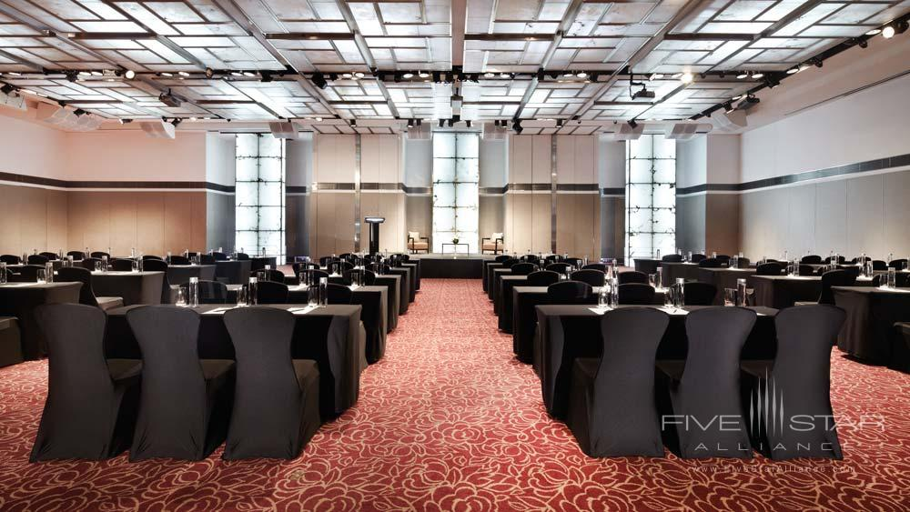 Grand Ballroom at The Singapore Marriott Hotel