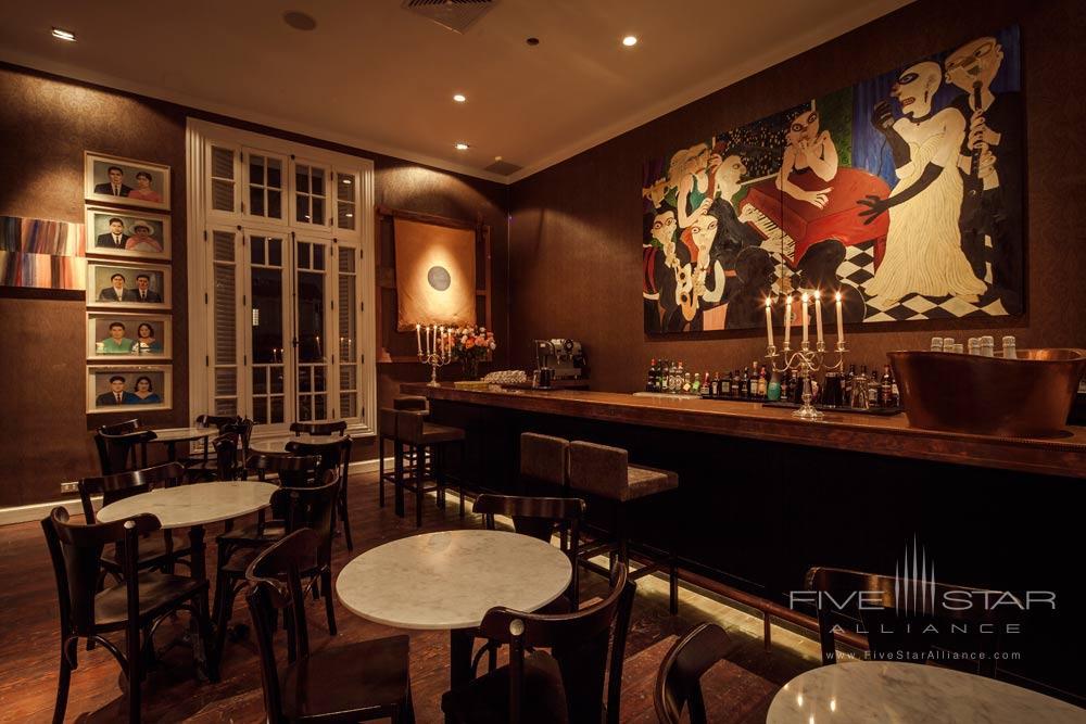 Bar at Hotel B Lima