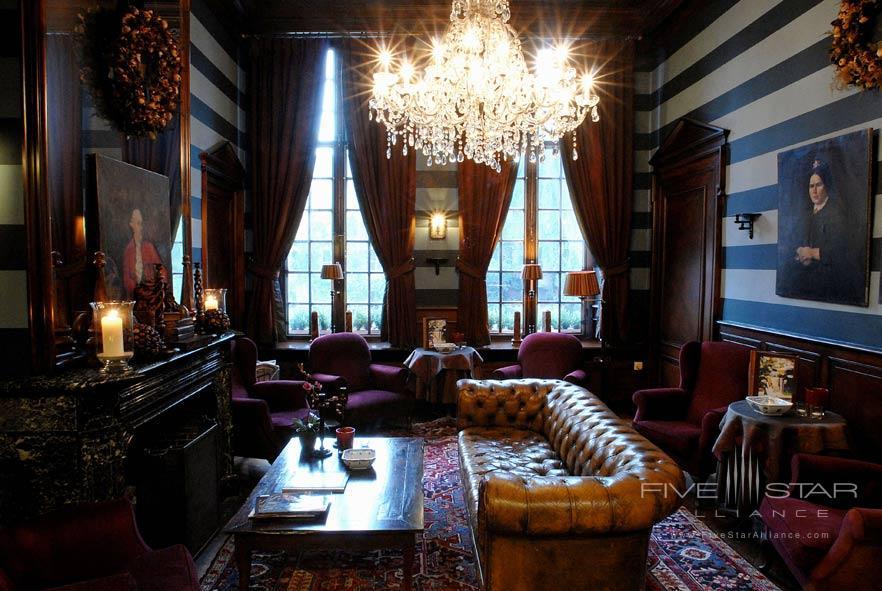 Hotel De Tuilerieen BarBruges
