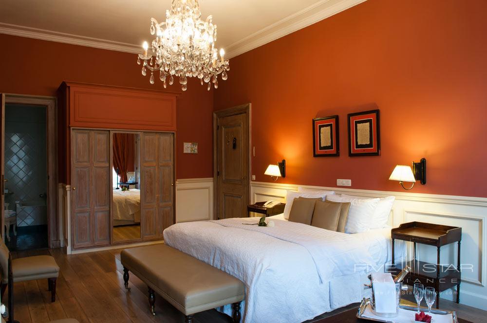 Hotel De Tuilerieen Guest Room
