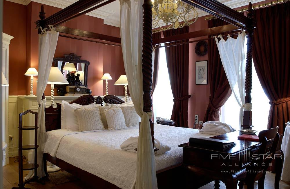 Guest Room at Hotel De Tuilerieen Bruges
