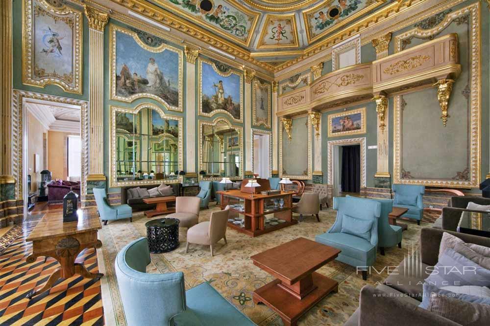 Pousada Do Porto Freixo Palace Hotel Main Public Area