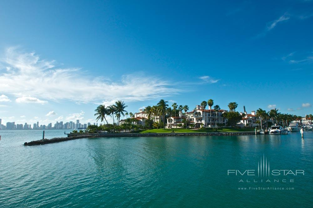 Provident Luxury Suites Fisher IslandFL is a privatestylish resort enclave on the ever-changing waters of the Atlantic Ocean.
