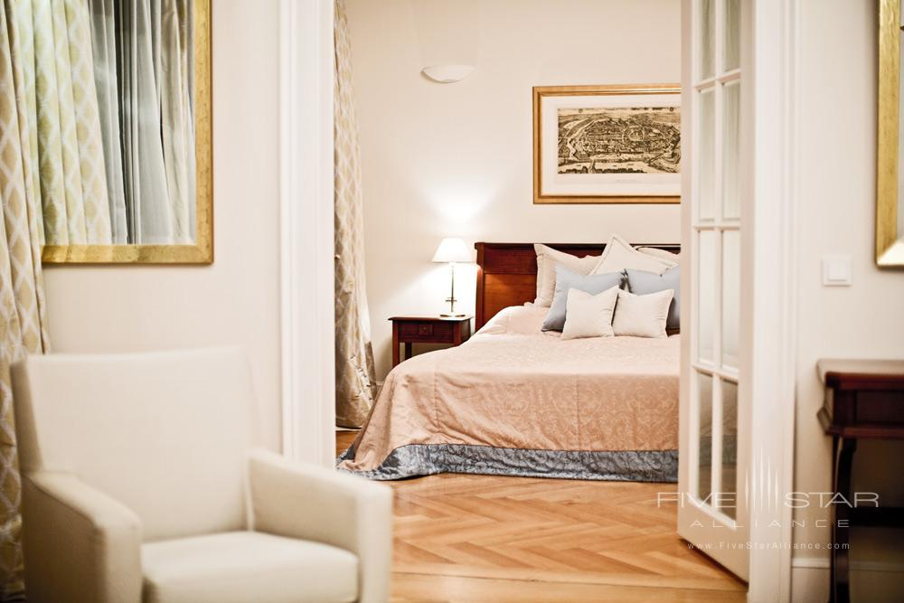 Suite at Palais Coburg Residenz Vienna