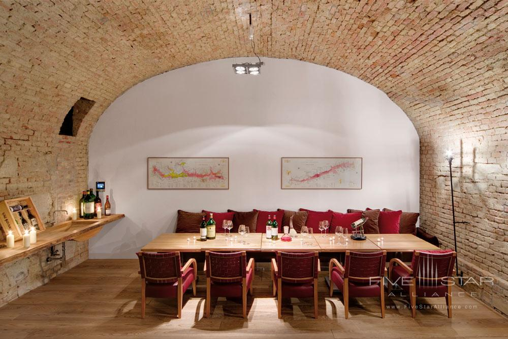 Wine Vault at Palais Coburg Residenz Vienna
