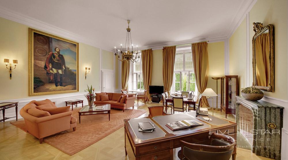 Dom Fernando Suite at Palais Coburg Residenz Vienna