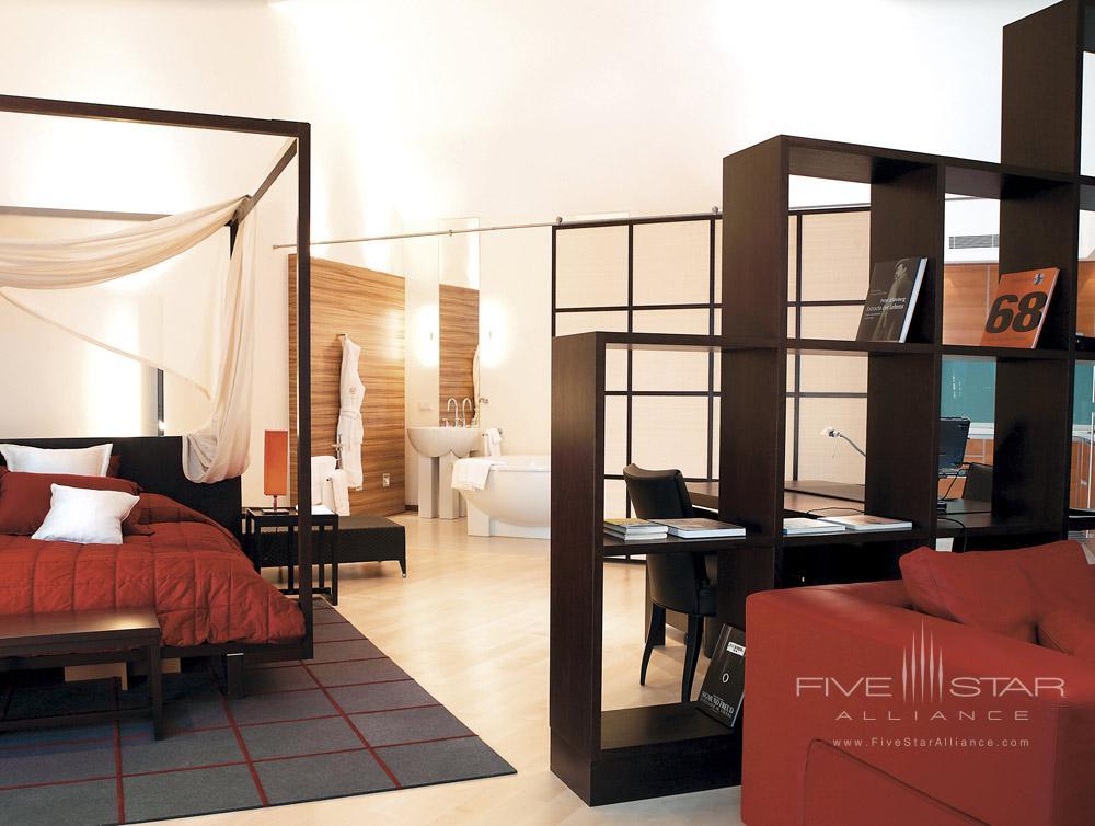 Loft Suite at Palais Coburg Residenz Vienna