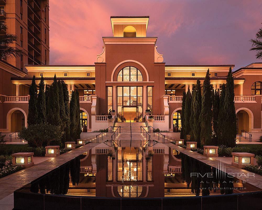 Entrance to Four Seasons Orlando