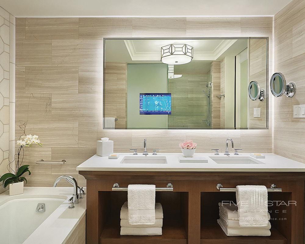 Bath at Four Seasons Orlando