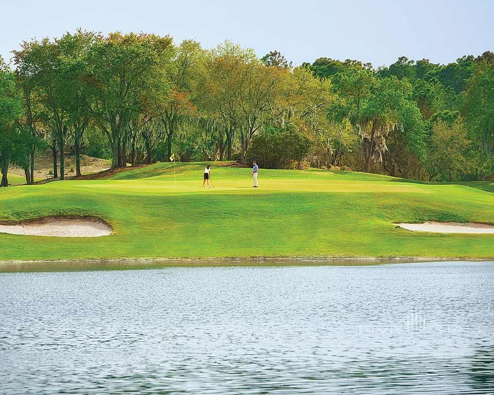 Golf at Four Seasons Orlando