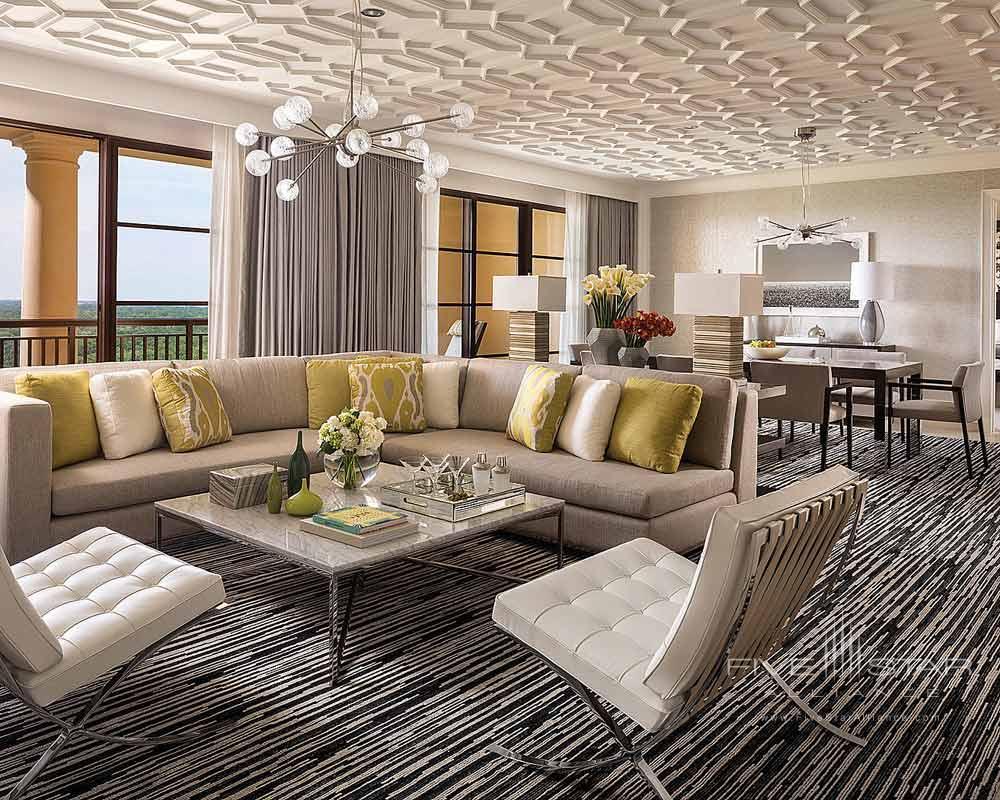 Grand Suite at Four Seasons Orlando