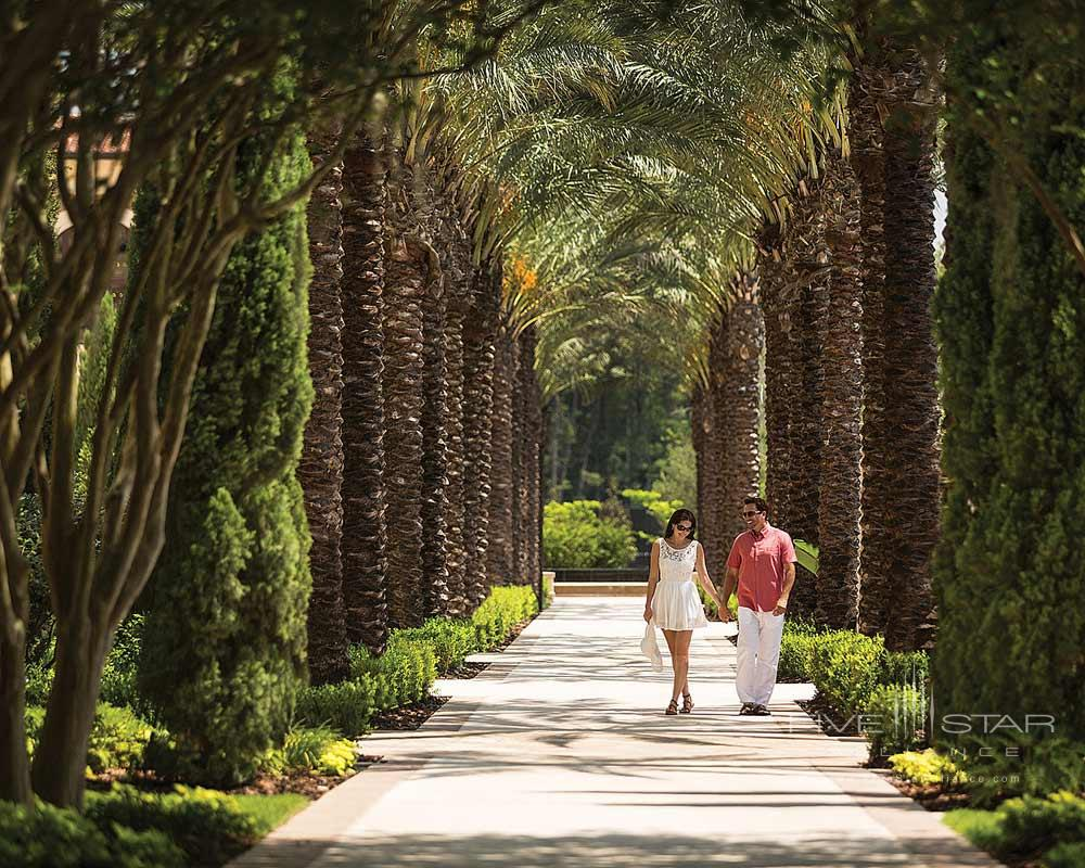 Exterior Grounds at Four Seasons Orlando