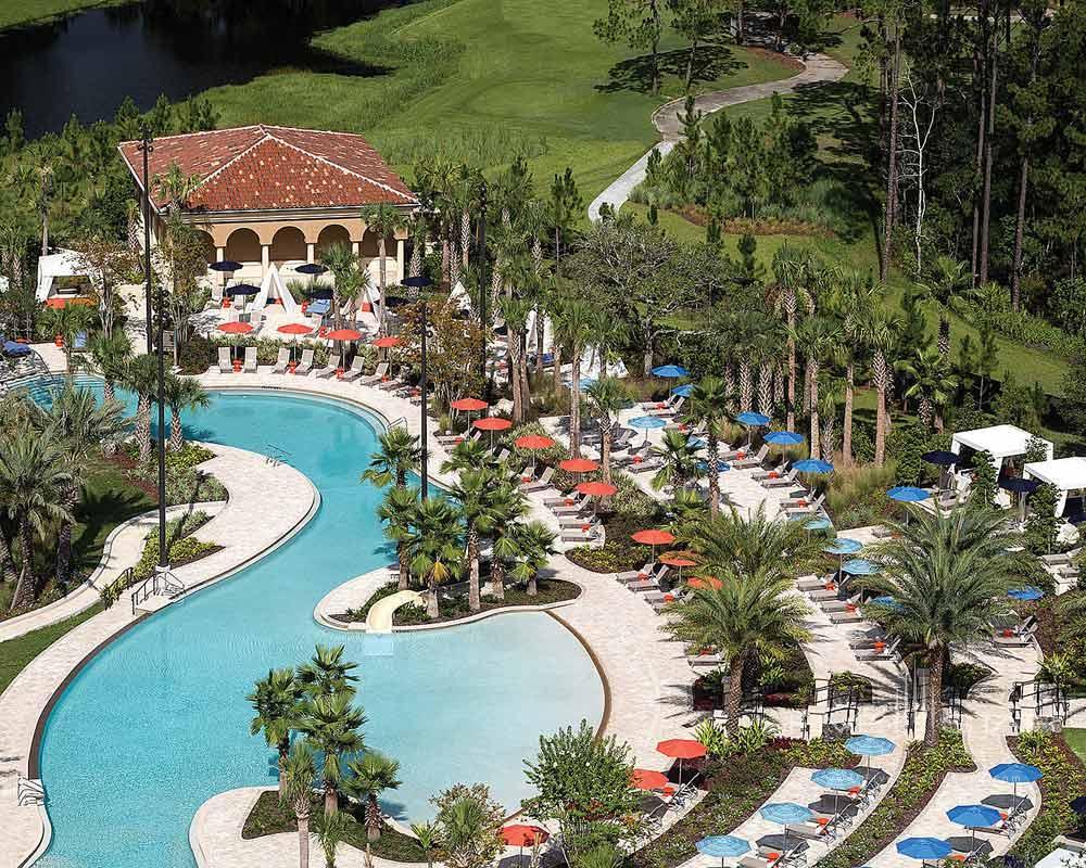 Explorer Family Pool at Four Seasons Orlando