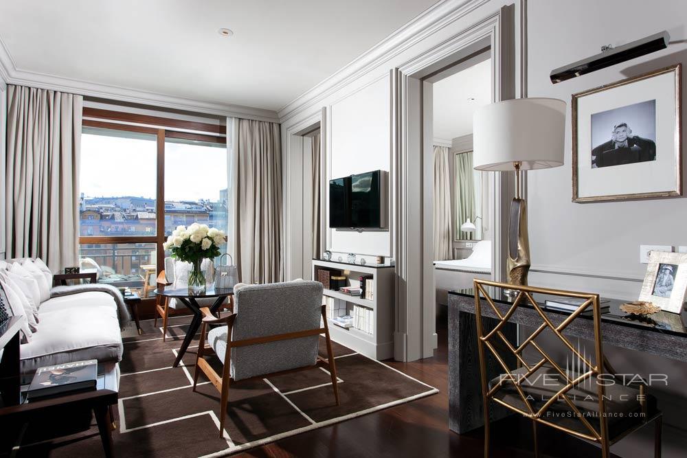 Portrait Firenze Guest Suite