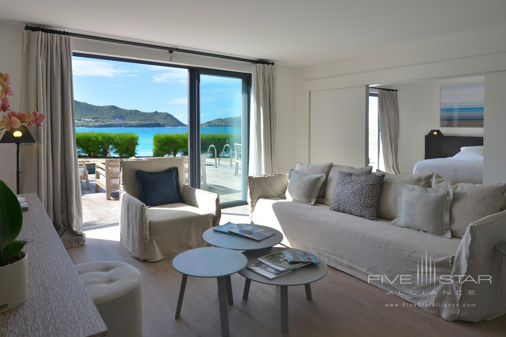 Guest Room at Hotel Taiwana, St. Barthelemy