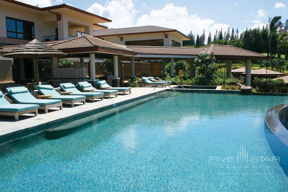 Pool at Montage Kapalua Bay