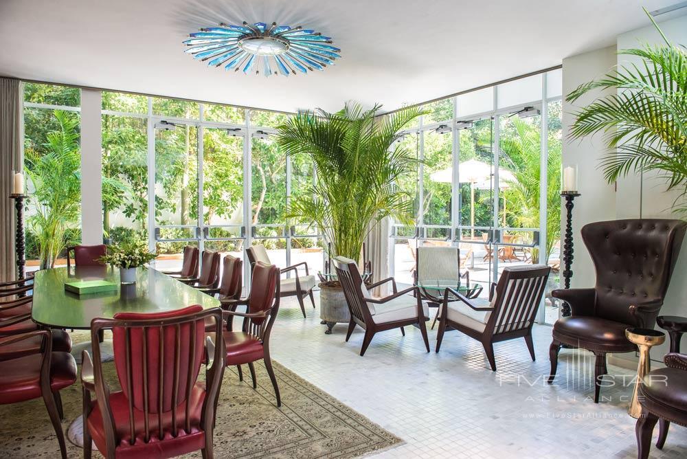Lounge at The Norman Tel AvivIsrael