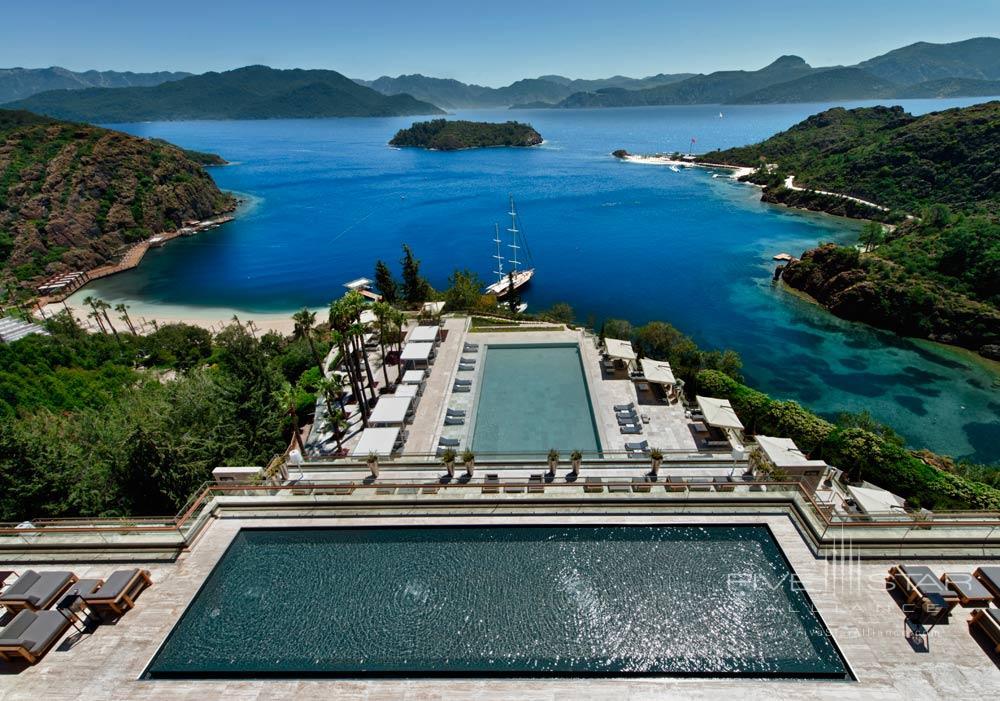 Panoramic Views at D-Hotel MarisTurkey