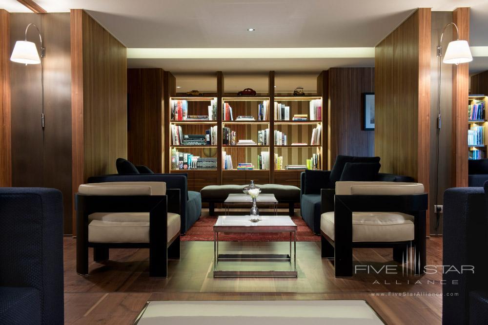 Executive Club Lounge at D-Hotel Maris, Turkey