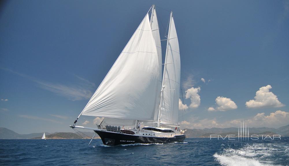 Yacht Experience at D-Hotel MarisTurkey