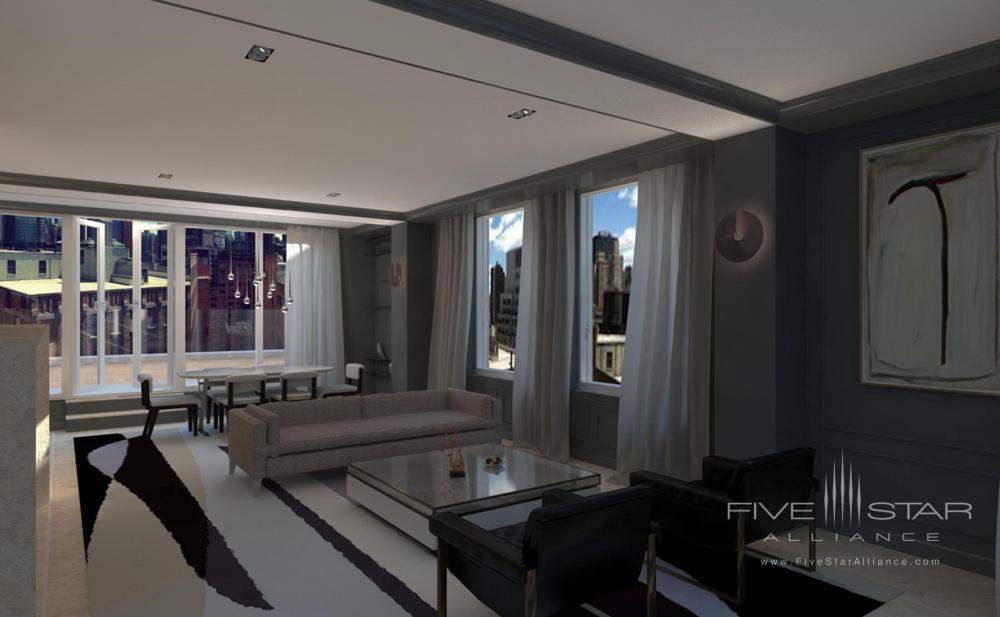 Marmara Park Avenue, New York