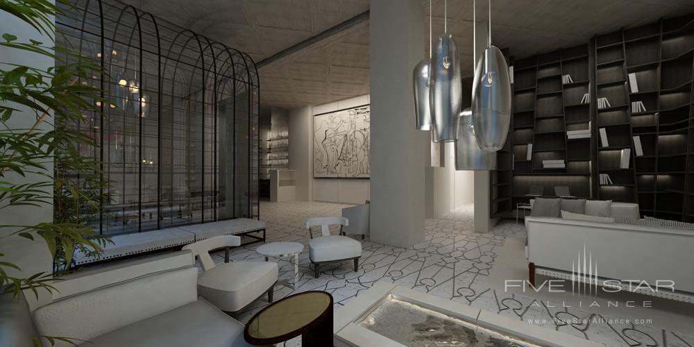 Lobby of The Marmara Park AvenueNew York