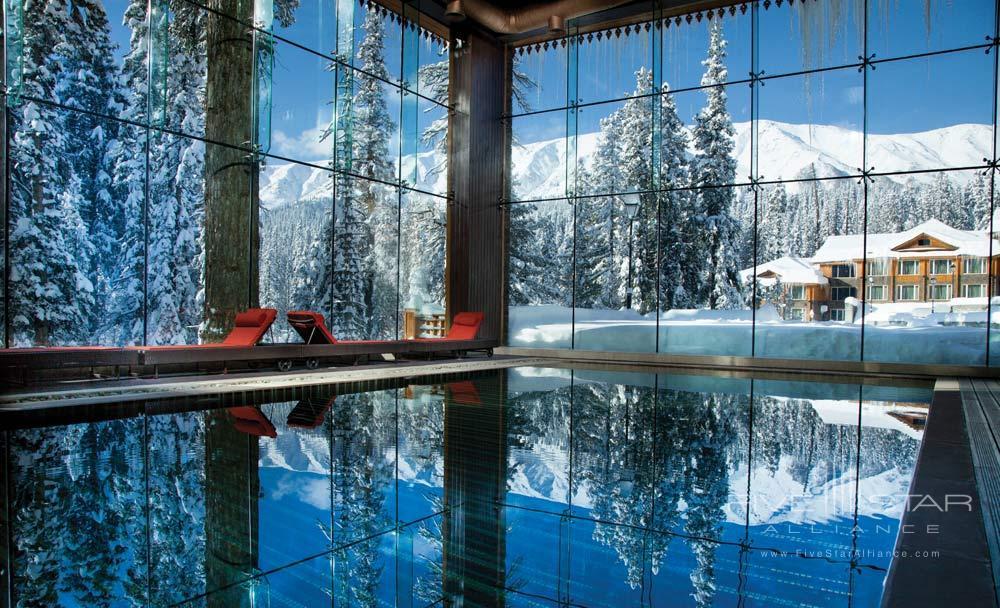 Spa at Khyber Himalayan Resort and Spa