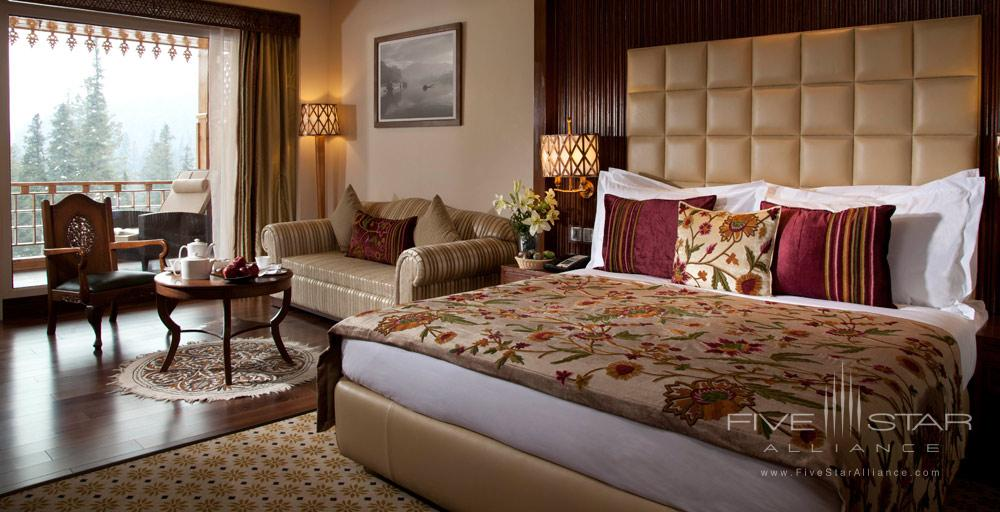 Luxury Room at Khyber Himalayan Resort and Spa