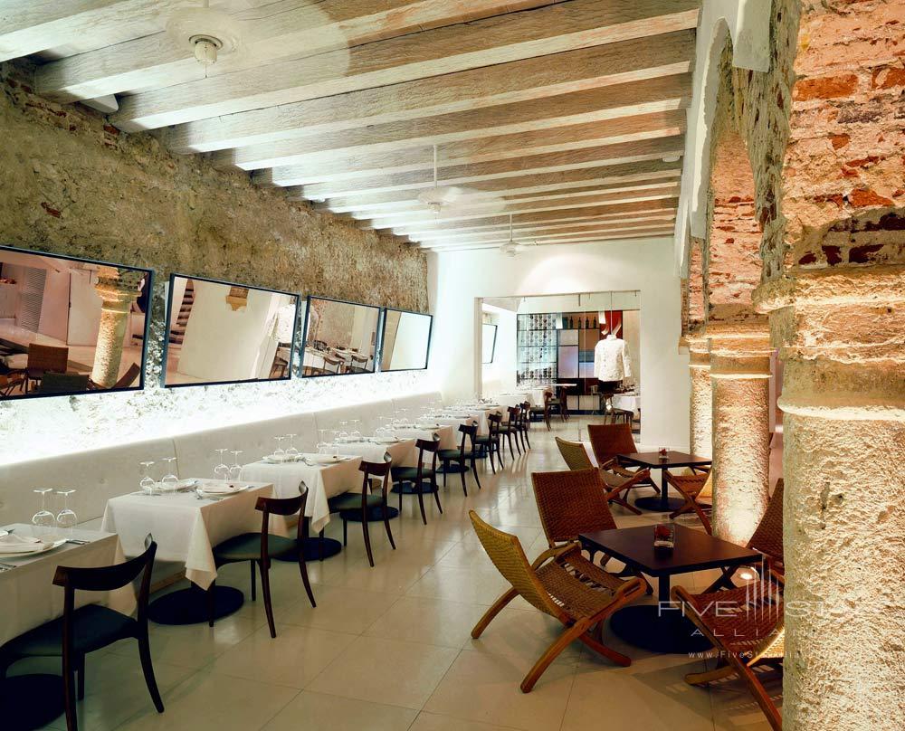 Vera Restaurant at Tcherassi Hotel Cartegena, Columbia