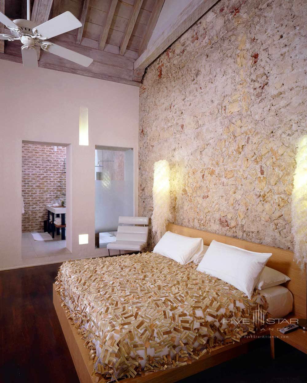 Mouseline Bedroom at Tcherassi Hotel Cartegena, Columbia