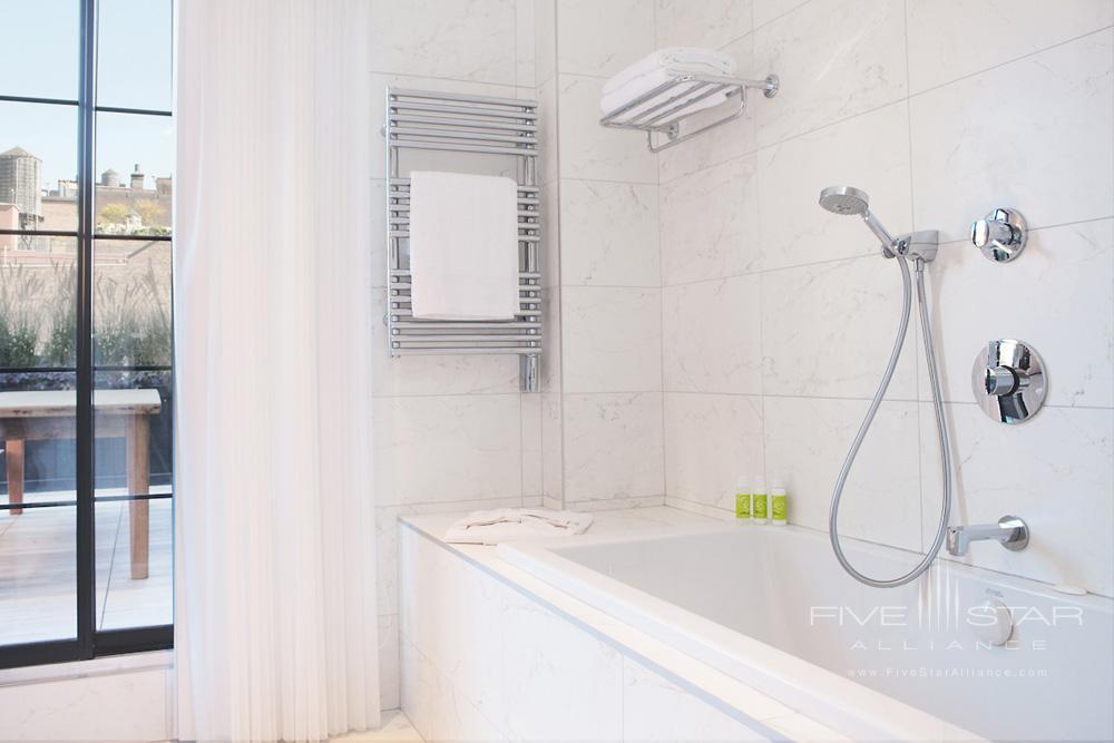Bath at Broomhouse Hotel New York, NY