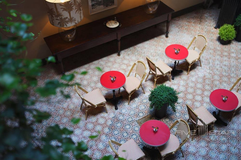 Terrace at Broomhouse Hotel New York, NY
