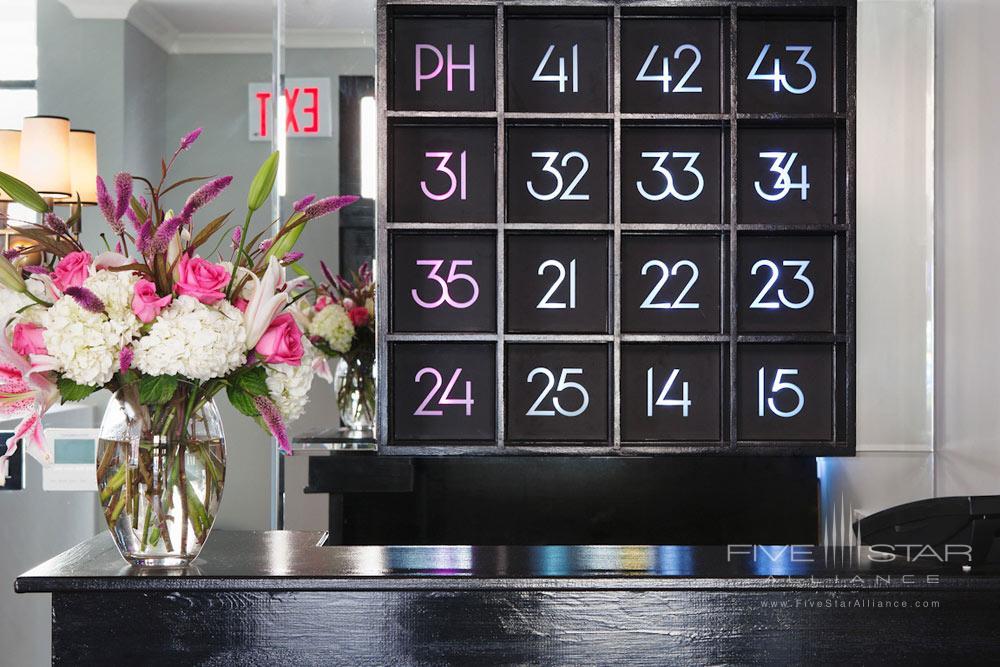 Reception at Broomhouse Hotel New York, NY