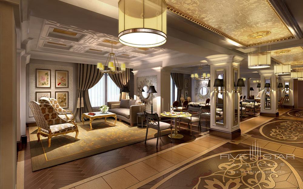 Royal Club at the Castle Hotel Dalian, China