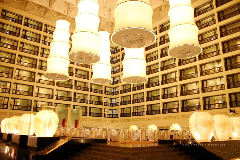 The Atrium at Cinnamon Grand Colombo